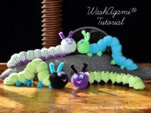 washcloth-caterpillar-etsy